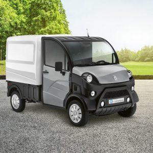 aixam pro E-truck